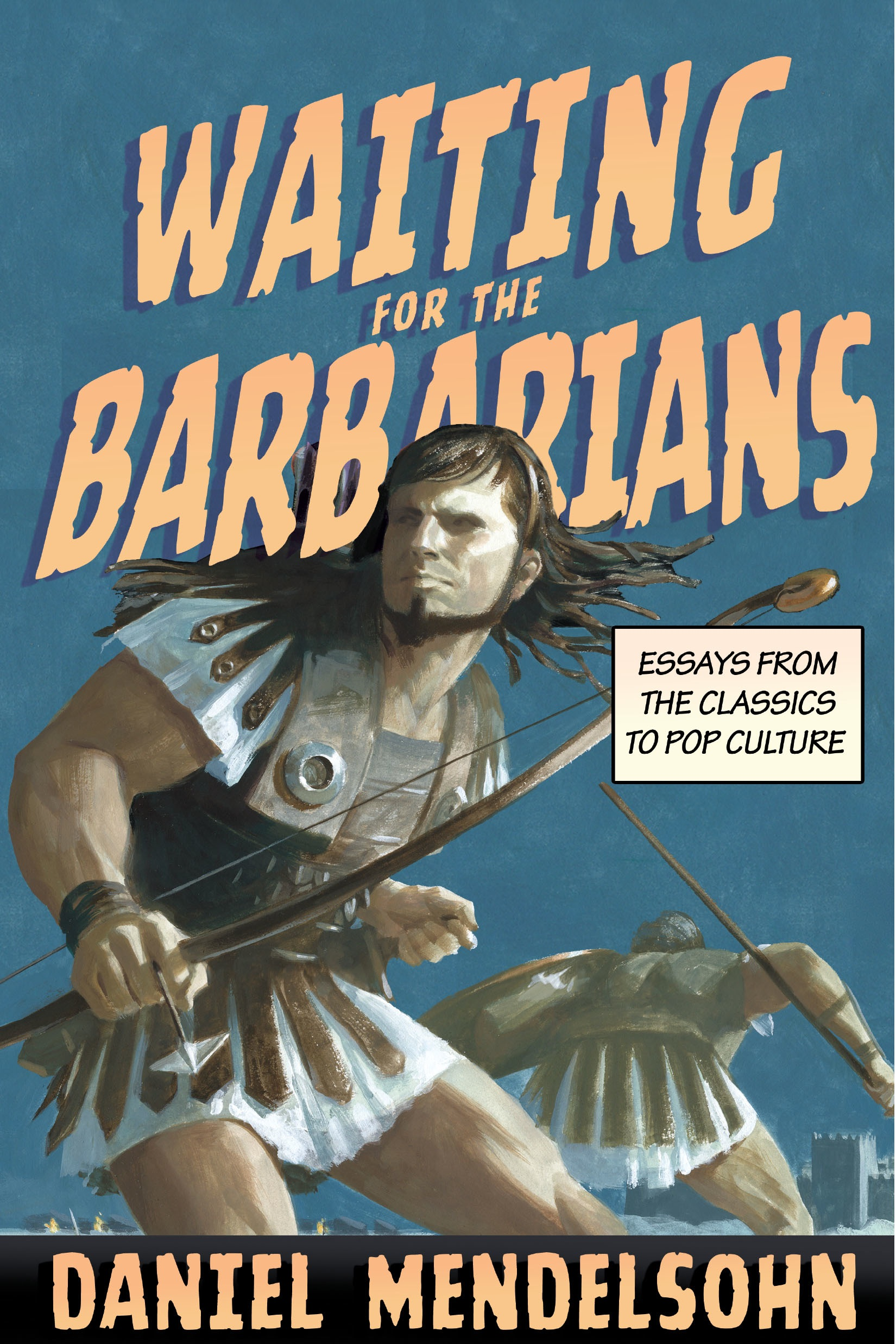 waiting barbarians essay This essay analyzes the psychology of power  the title waiting for the  barbarians exemplifies the presence of existentialism in the novel, in.